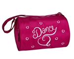 Horizon Dance Pink Amore Duffel Dance Bag - You Go Girl Dancewear