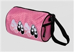 Tap & Toe Duffel - You Go Girl Dancewear