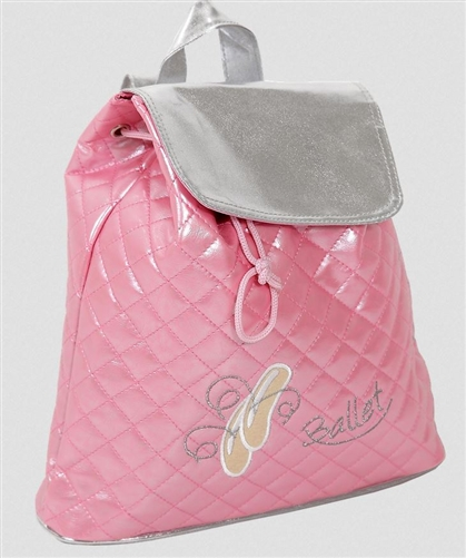 8870875cf5f8 Pinkalicious Backpack Ballet Bag - You Go Girl Dancewear