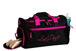 Horizon Dance Live To Dance Gear Duffle Dance Bag - You Go Girl Dancewear