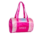Horizon Dance Sequin and Satin Dance Duffel Dance Bag - You Go Girl Dancewear