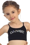 Idea Kids Sequin Dance Cami Top