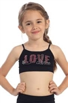 Idea Kids Love Dance Star Bra Cami