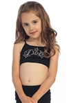 Idea Kids Dance Star Stud Bandeau Cami
