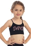 Idea Kids Dance Stud Bra Cami