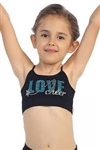 Idea Kids Love Cheer Bra Cami