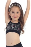 Idea Kids Scatter Sequin with Star Cami