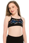 Idea Kids Dance Boom Sequin Bra Cami