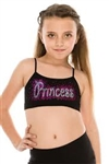 Idea Kids Princess Sequin Bra Cami
