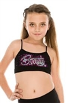 Idea Kids Beauty Sequin Bra Cami