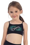 Idea Kids Dance Firecracker Sequin Bra Cami