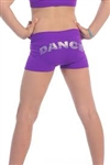Idea Kids Sequin Dance Boy Shorts