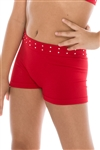 Idea Kids Low Lead Rhinestone Boyshorts