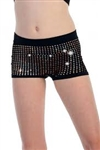 Idea Kids Sequin Boy Shorts
