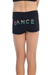 Idea Kids Neon Dance Boy Shorts