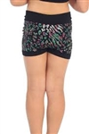 Idea Kids Zepard Sequin Boy Shorts