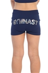 Idea Kids Gymnast Sequin Boyshorts