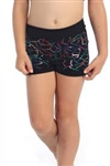 Idea Kids Shattered Sequin Boy Shorts