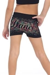 Idea Kids Dance Multi-Sequin Boy Shorts