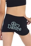 Idea Kids Dance Dance Stud Boy Short