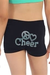 Idea Kids Cheer Stud Boyshorts