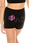 Idea Kids Butterfly Sequin Boyshorts
