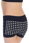 Idea Kids Diamond Circle Seamless Pattern Boy Shorts