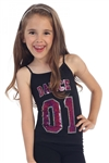 Idea Kids Dance 01 Sequin Full Length Cami