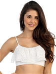 Cami Lace Top - You Go Girl Dancewear