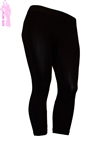 Plus Size Capri Dance Leggings, colors - You Go Girl Dancewear