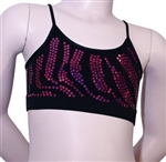 Grab Bag Sequin Top -  Dancewear