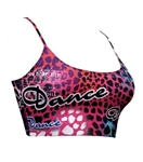 Dance Print Cami Top