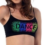 Dance Stud Rainbow Top