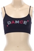"Sequined ""Dance"" Top"
