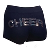 "Sequined ""Cheer"" Shorts"