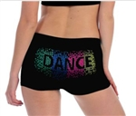 Dance Stud Rainbow Shorts