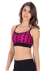 Two Color Hole Double Strap Cami Top - You Go Girl Dancewear