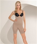 Julie France Plus Size Frontless Body Shaper by Eurotard - You Go Girl Dancewear