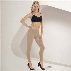 Julie France Plus Size Legging Shaper by Eurotard - You Go Girl Dancewear