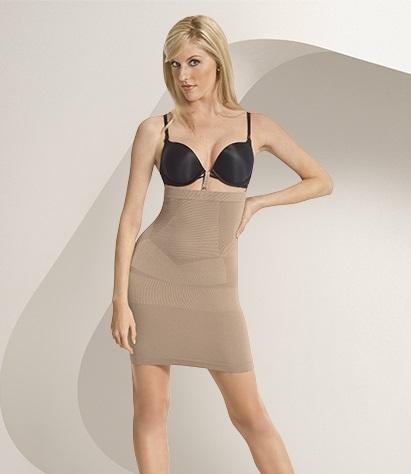 8d25eab2dd0 Julie France High Waist Slip Shaper by Eurotard - You Go Girl Dancewear