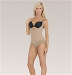 Julie France Plus Size Leger Front Panty Shaper by Eurotard - You Go Girl Dancewear
