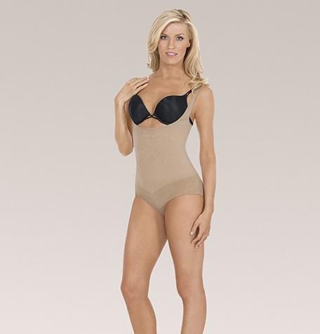 c9eee353f Julie France Leger Front Panty Shaper by Eurotard - You Go Girl Dancewear