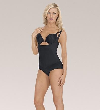 393de57e61d Julie France Plus Size Leger Front Panty Shaper by Eurotard