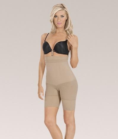 9b1237c1299 Julie France Leger High Waist Boxer Shaper by Eurotard - You Go Girl  Dancewear
