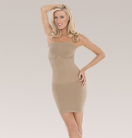 02e212016e9 Julie France Leger Strapless Dress Shaper by Eurotard - You Go Girl  Dancewear