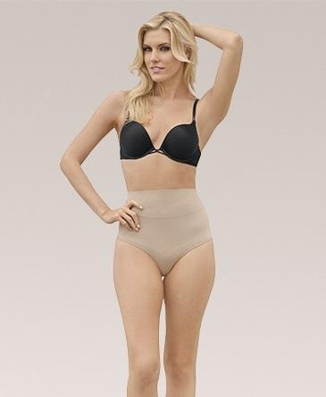 37923399e0e Julie France Plus Size Leger Mid Waist Panty Shaper by Eurotard - You Go  Girl Dancewear