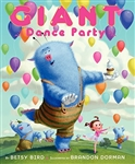 Giant Dance Party Hardcover Book  - You Go Girl Dancewear