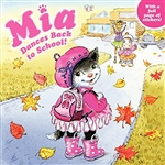 Mia Dances: Back to School! Book with Stickers  - You Go Girl Dancewear