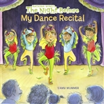 The Night Before My Dance Recital Book  - You Go Girl Dancewear