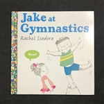 Jake at Gymnastics Book   - You Go Girl Dancewear
